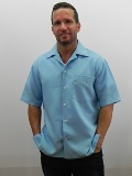 South Beach Casual Short Sleeve Shirt Made in USA