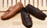 Mens Canoe Sole Moccasins Made in USA