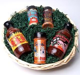 Cowtown BBQ Gift Basket Made in America