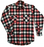 Flannel Shirt Made in USA