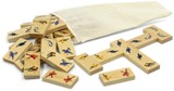 Backyard Birds Dominoes Made in America