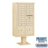 4C Pedestal Mailbox Made in AMerica