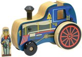 Maple Landmark Mighty Drivers, Train Engine Toy Made in America