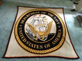 Navy Blanket Made in America