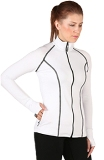Women's Heatr Princess Cut Full Zip Shirt Made in America