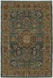 Karastan Spice Market Aksum Aquamarine Area Rug Made in USA