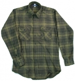 Flannel Shirt Made in American