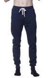 Unisex Triblend Fleece Jogger Sweatpant Made in America