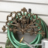 Filigree Hose Holder Made in America