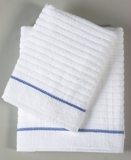 Waves Stripe Pool, Beach & Bath Towel Made in USA - 3 Dozen Casepack