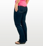 Ladies All American Boot Cut Jeans