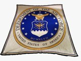 Airforce Blanket Made in USA