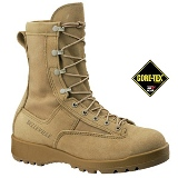 790 - Belleville Waterproof Tan Combat and Flight Boot Made in USA