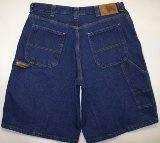 Jeans Made in USA - Men's 100% Cotton Denim Carpenter Shorts
