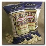 12 bags of 3 oz. White Chedder Popcorn