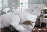 Luxury White Down Comforter - American Made