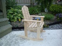 Children's Adirondack Rocker Made in USA