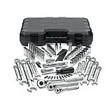 CRAFTSMAN American Made 99pc Mechanics Tool Set - 1/4, 3/8 + 1/2