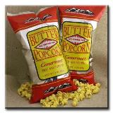 12 bags - 3oz. Natural Butter Popcorn