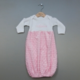 Snuggles baby Gown Made in USA