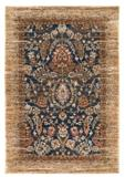 Karastan Spice Market Charax Gold  Area Rug Made in USA
