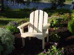 Todddler Adirondack Chair Made in USA