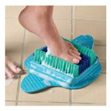 Footmate Foot Massager & Foot Cleaner American Made - Podiatrist Recommended!