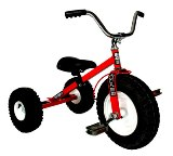 Childrens Dirt King Tricycle Made in USA