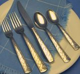 American Made Flatware - Weave