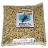 Kaylor Sweet Harvest Cockatiel with Sunflower Vitamin Enriched 4 lb