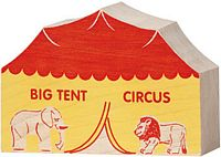 Maple Landmark Buildings - Circus - American Made