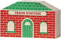 Maple Landmark Buildings - Train Station - American Made