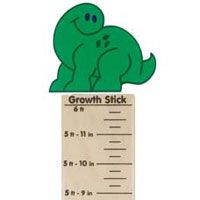 Maple Landmark Growth Sticks - Dinosaur - American Made