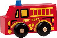 Maple Landmark Scoots - Fire Truck Toy