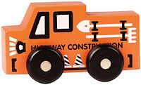 Maple Landmark Scoots - Construction Truck Toy