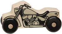 Maple Landmark Scoots - Motorcycle Toy