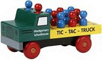 Maple Landmark Classics - Tic Tac Truck Made in USA