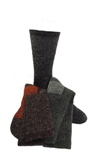 Merino Wool Hiker Socks Made in America