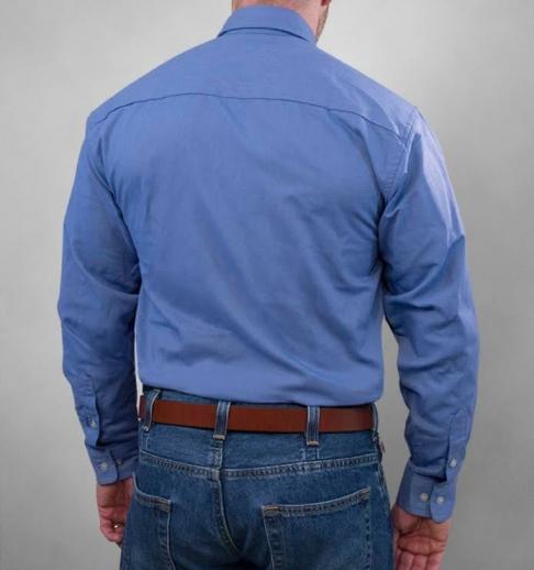 Usab2c Union Oxford Dress Shirt Made In Usa Product