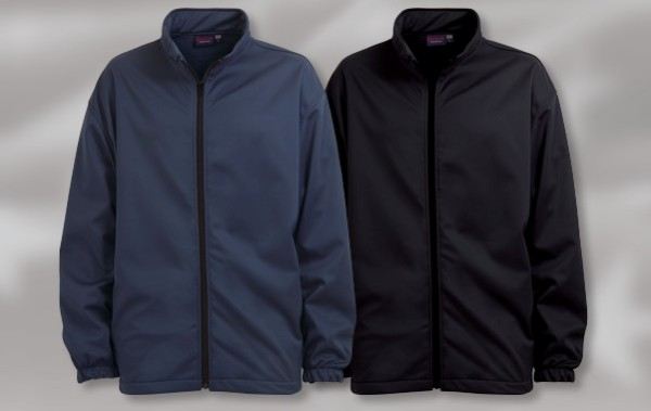 LIGHT WEIGHT BONDED FLEECE JACKET MADE IN AMERICA