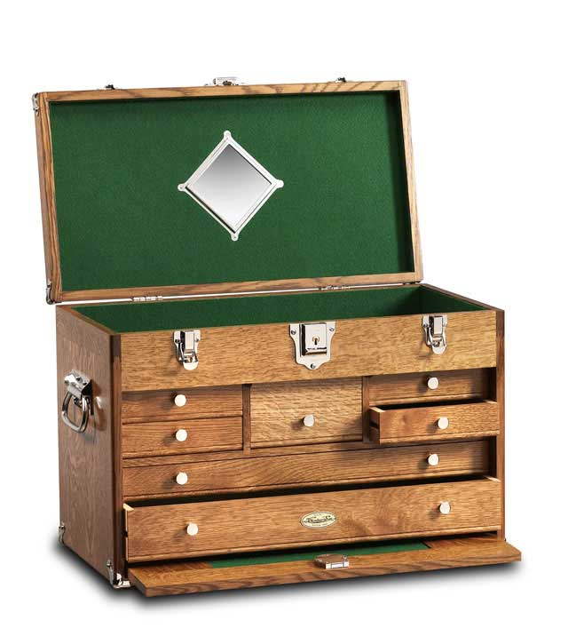 Usab2c Gerstner Classic Tool Chest W Nickel Hardware