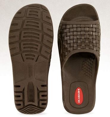 Usab2c Mens Torino Weave Comfort Sandal Made In America